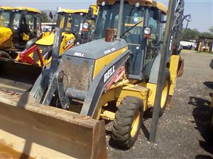 Bell SK315 4x4 TLB