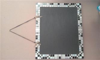 moaic chalk board