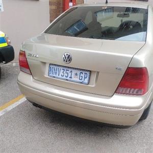 2003 VW