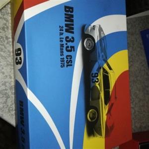Artcar BMW 3.5 csl Fly