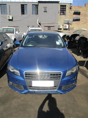 AUDI A4 2.0 TURBO SALVAGED CAR STRIPPING FOR SPARES