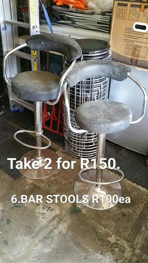 Remarkable Bar Stools For Sale In Bar Furniture In Durban Junk Mail Machost Co Dining Chair Design Ideas Machostcouk