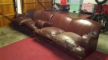 House Sale!! All Must Go!! Upmarket Leather Furniture etc..