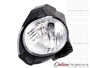 Toyota Hilux D-4D Left/Right Hand Side Fog Lamp Fog Light Assembly Set MID L3 2009-2010