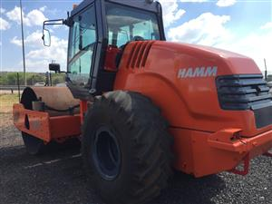 HAMM 3411 2009 Roller Compactor Pre-Owned Other
