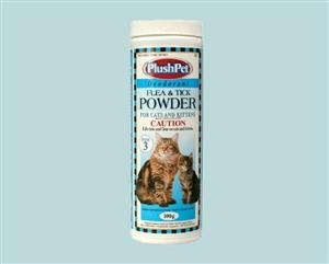 Pet Cat Flea And Tick Powder Plush Pet – 100G