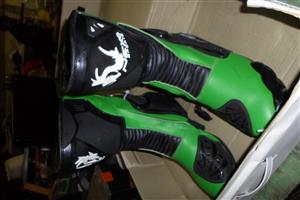 Size 47/13 Nexo Sports Motorcycle Boots