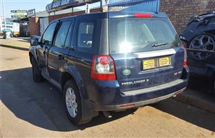 Land Rover Freelander 2 - Stripping for Spares