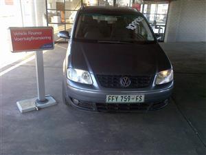 2005 VW Touran 2.0 Highline
