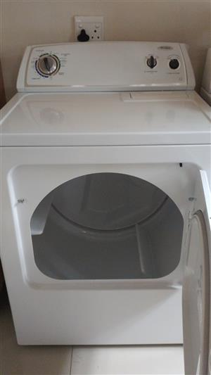 Whirlpool heavy duty tumble dryer
