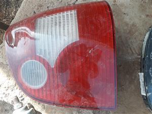 VW polo vivo diesel,back light Right, head light left,cluster,window wiper motor, us