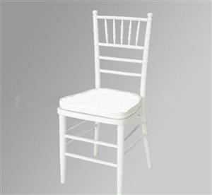 STOCK PRICE : TIFFANY CHAIRS , PHOENIX CHAIRS WITH CUSHIONS AND WIMBLEDON FOLDING CHAIRS