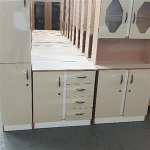 new 3 piece kitchen unit