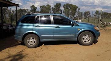 2006 Ssangyong Kyron M200xdi 4x4