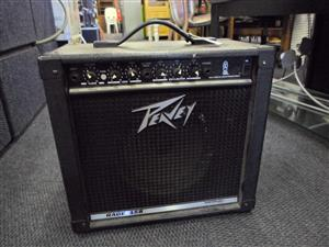 Peavy Rage 158 Musical Amplifier
