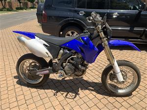 2008 Yamaha WR