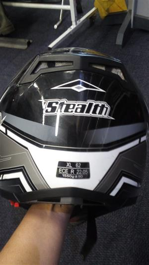 XL Stealth Helmet