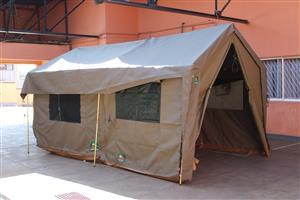 Canvas Tent: Tentco Junior Sahara