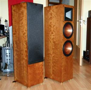 KLIPSCH RF7 II TOWER LOUDSPEAKERS