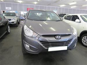 2010 Hyundai ix35 2.0 GL