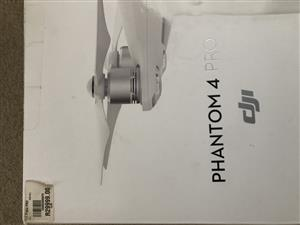 Phantom 4 Pro. Drone