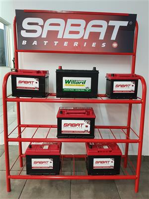 sabat and willard batteries on special