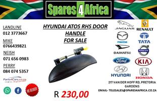 HYUNDAI ATOS RHS DOOR HANDLE