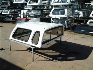 Nissan NP300 Hardbody Sa White D/C Canopy for Sale!!!