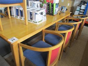 Assorted Desks - ON AUCTION