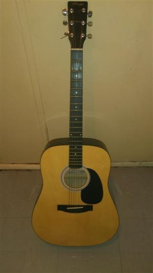 Western stagg Guitar