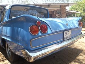 Classic Ford Consul 315 (1961)