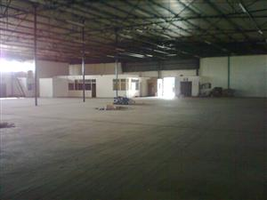 3000m2 warehouse to let in City Deep
