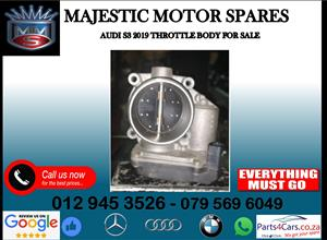 Audi S3 throttle body for sale