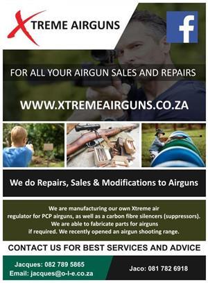 Xtreme Airguns / PCP Airguns