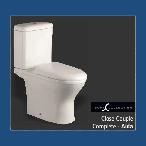 Sanitary : Close Couple (Aida)