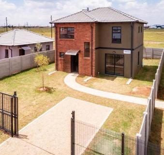 The most amazing double story house in Protea Glen in the newly developed ext 39.
