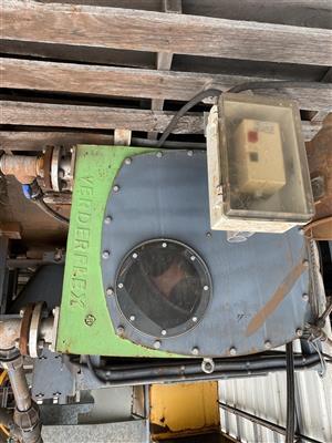 Peristaltic Industrial Hose Pump