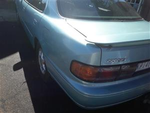 2000 Toyota Camry 2.4 XLi automatic