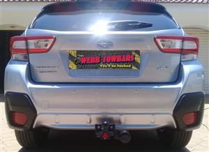 Subaru Standard/Detachable Towbars