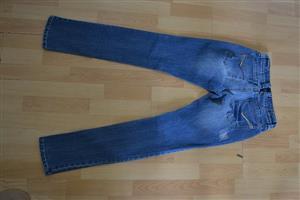 Blue denim for sale