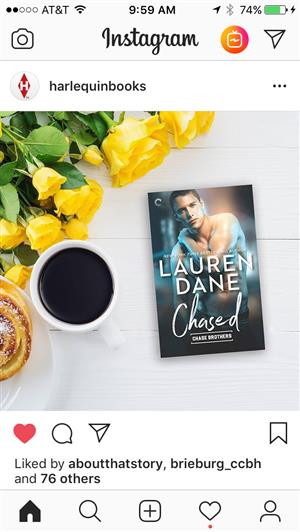 American bestselling author Lauren Dane