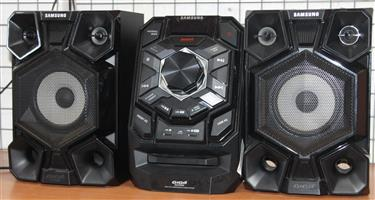Samsung giga sound mini hifi with remote S031466A #Rosettenvillepawnshop