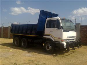 Is possible to find UD 10 Cube Tipper truck at our price.