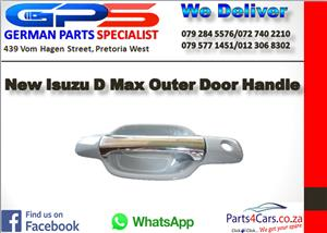 New Isuzu D Max Outer Door Handle for Sale