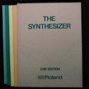 Collectable Boxed set of The Synthesizer Foundation for sale