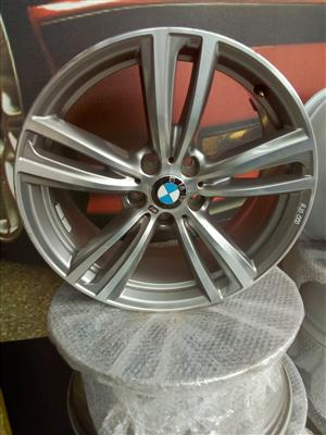 BMW 19 INCH RIMS FOR SALE