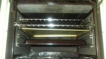 KIC 4 plate stove and oven