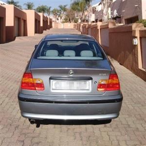 2003 BMW 3 Series 318i