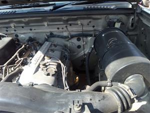 2011 Nissan Hardbody 2.4 16V 4x4