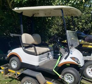2008 Yamaha YDRA Golf Cart for sale  Nelspruit